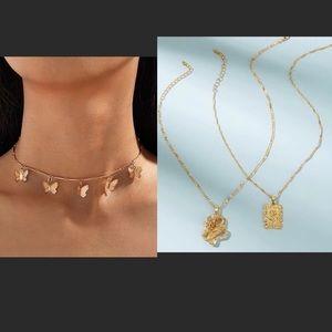 Necklace bundle 🤎